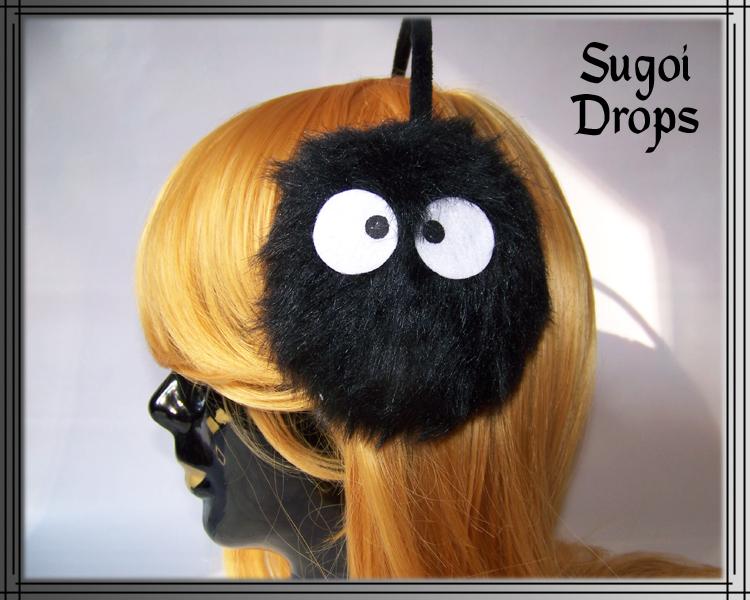 Sugoi Drops - Ohrwaermer 01