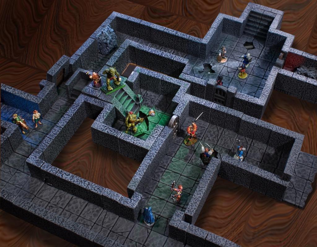 Beispiel Labyrinth