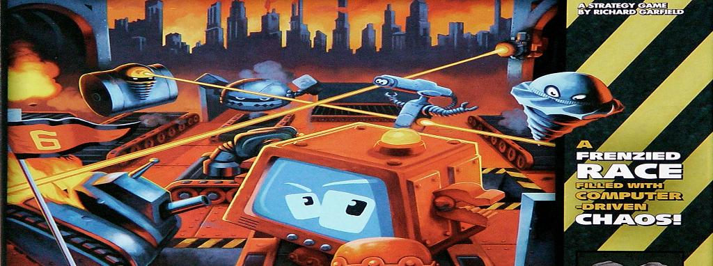Robo Rally Cover