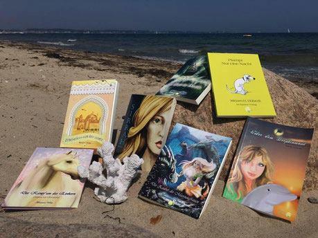 Merquanas Bücher
