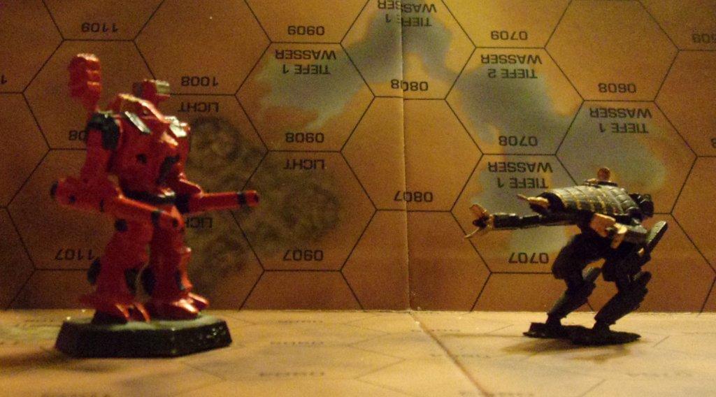Warhammer und Crab