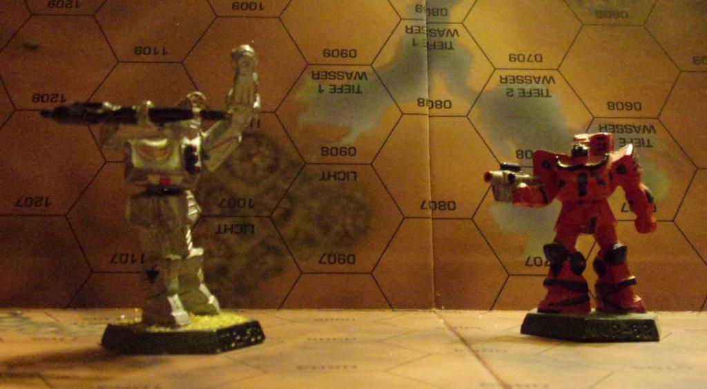 Thunderbolt und Wolverine